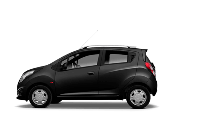 Chevrolet Spark (Manual) para rentar auto en cancun