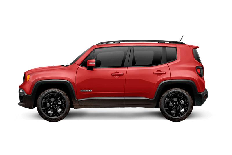 Renta en el eropuerto de cancun un Jeep Renegade (Aut)